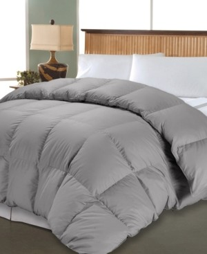 Blue Ridge 1000 Thread Count 100% Pima Cotton Comforloft Down Alternative King Comforter
