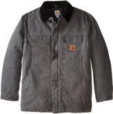 Carhartt Men's Big-Tall Arctic Quilt-Lined Sandstone Traditional Coat - C26