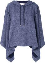 See by Chloe cape-style hoodie
