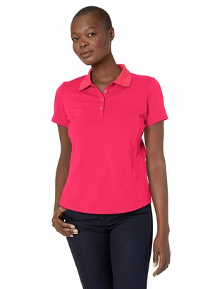 Tribal Women's Short Sleeve Classic Polo