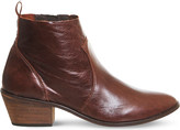 Office Leigh leather ankle boots