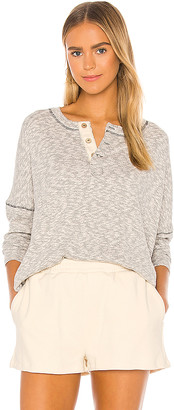 Free People Sleep To Dream Top