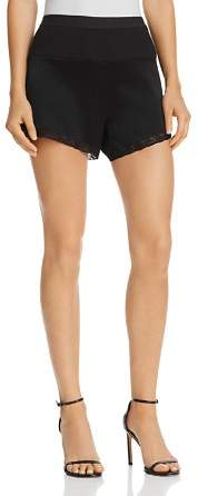 Alexander Wang Lace-Trimmed Shorts