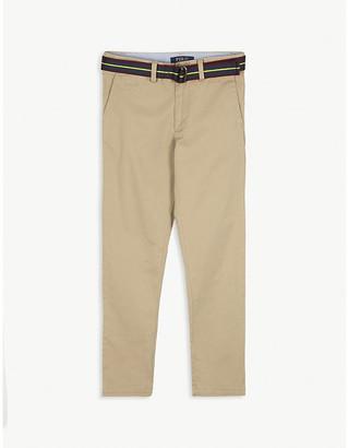 Ralph Lauren Cotton-blend chino trousers 2-18 years