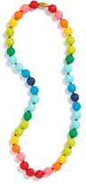Infant Girl's Chewbeads 'Christopher' Teether Necklace