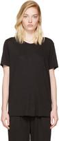 Raquel Allegra Black Mens T-shirt