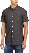 RVCA Men's That'll Do Oxford Short Sleeve Shirt