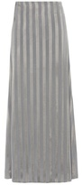 The Row Parcella Striped Skirt