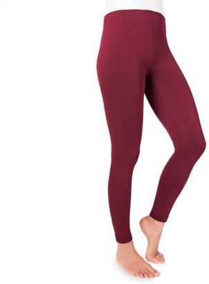 Muk Luks Women's Fleece-Lined Leggings