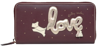 Radley Love Is In The Air Large Zip Around Matinee