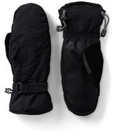 Classic Women's Squall Mittens-Deep Scarlet