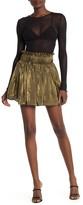 Do & Be Do + Be Metallic Skirt
