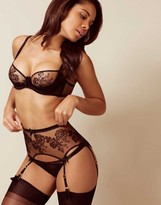Agent Provocateur Gloria Bra Black