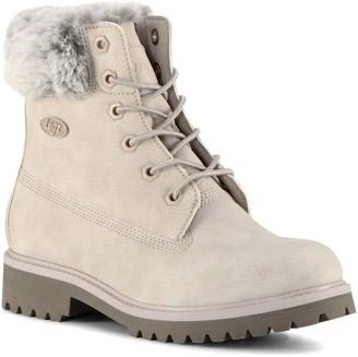 Lugz Women's Convoy Faux-Fur Winter Boots