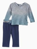 Splendid Baby Boy Dip Dye Top with Pant Set