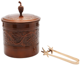 Old Dutch Heritage Ice Bucket with Tongs