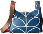 Orla Kiely Giant Linear Stem Mini Sling Bag Handbags