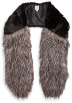 Halogen Faux Fur Stole