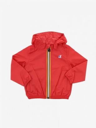 K-Way Claudine Jacket With Hood