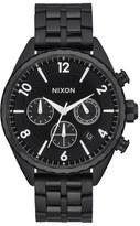 Nixon 'Minx' Chronograph Bracelet Watch, 39Mm