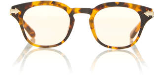 Karen Walker Monumental by Klee Tortoiseshell Acetate Sunglasses