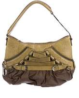 Christian Dior Lace-Up Corset Hobo