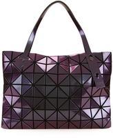 Bao Bao Issey Miyake geometric pattern medium tote