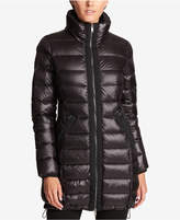 DKNY Stand-Collar Packable Down Puffer Coat, Created for Macy's