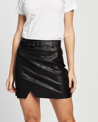 MinkPink Resurface Mini Skirt