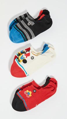 Stance Loveruition 3 Pack Socks