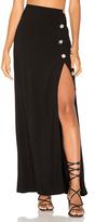Stillwater Button Skirt