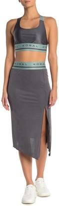 Koral Marlow Logo Banded Skirt