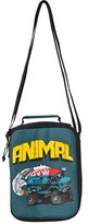 Animal Teal Dude Truck Lunchbag