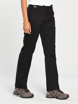 Craghoppers Kiwi Pro II Walking Trousers - Black