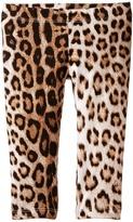 Roberto Cavalli Leopard Leggings (Toddler/Little Kids)