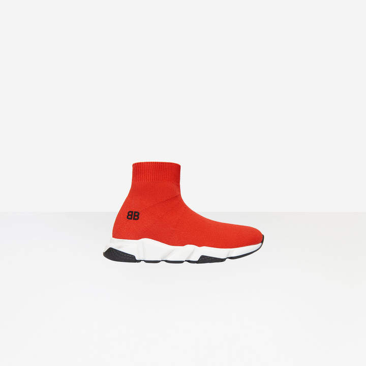 Balenciaga Trainers with two-tone sole