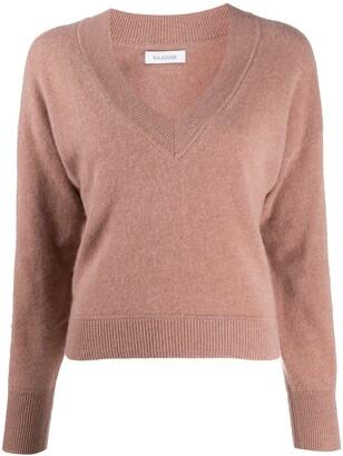 Naadam V-neck cashmere jumper