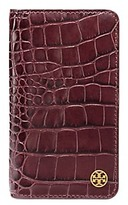 Tory Burch Parker Embossed Folio Case For Iphone 7