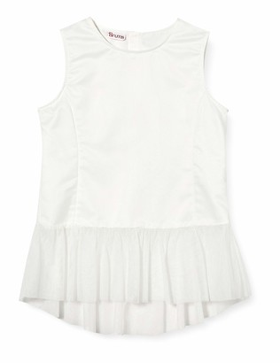 Brums Girl's Camicia Tulle Iridescente Blouse