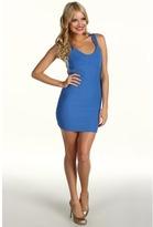 Type Z Zarana Dress (Blue) - Apparel