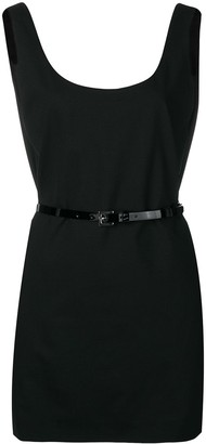 DSQUARED2 open back short dress