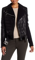 Rudsak Quilted Leather Jacket