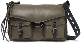 Rag & Bone Field Puffer Leather Shoulder Bag