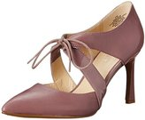 Nine West Women's Redhead Leather Dress Pump