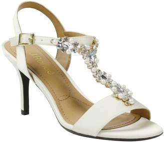 J. Renee Michala Embellished Sandal - Multiple Widths Available