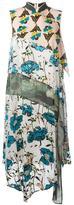 Antonio Marras floral print dress - women - Polyamide/Polyester/Spandex/Elastane/Viscose - 42