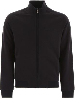 Ermenegildo Zegna Zipped Sweatshirt