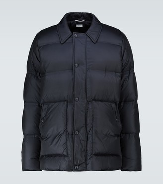 Thom Browne Padded jacket with collar