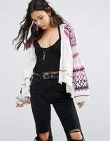 Free People Dreamland Cardigan