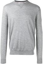 Brunello Cucinelli crew neck jumper - men - Cashmere/Virgin Wool - 52